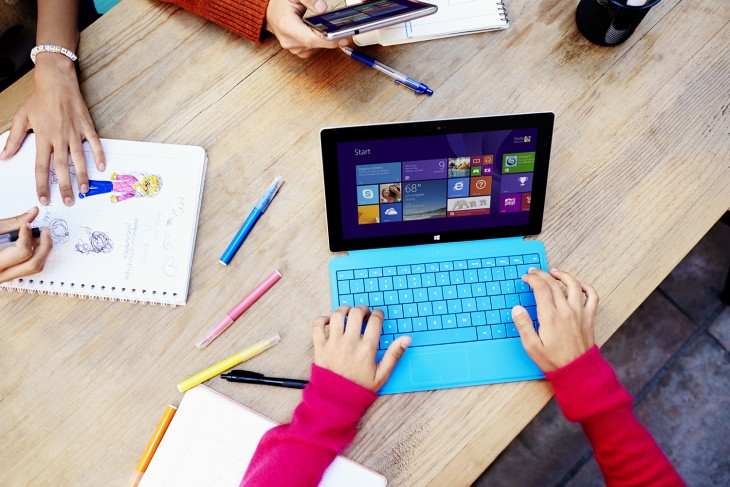 Microsoft sucht Schulen für Programme zur digitalen Bildung