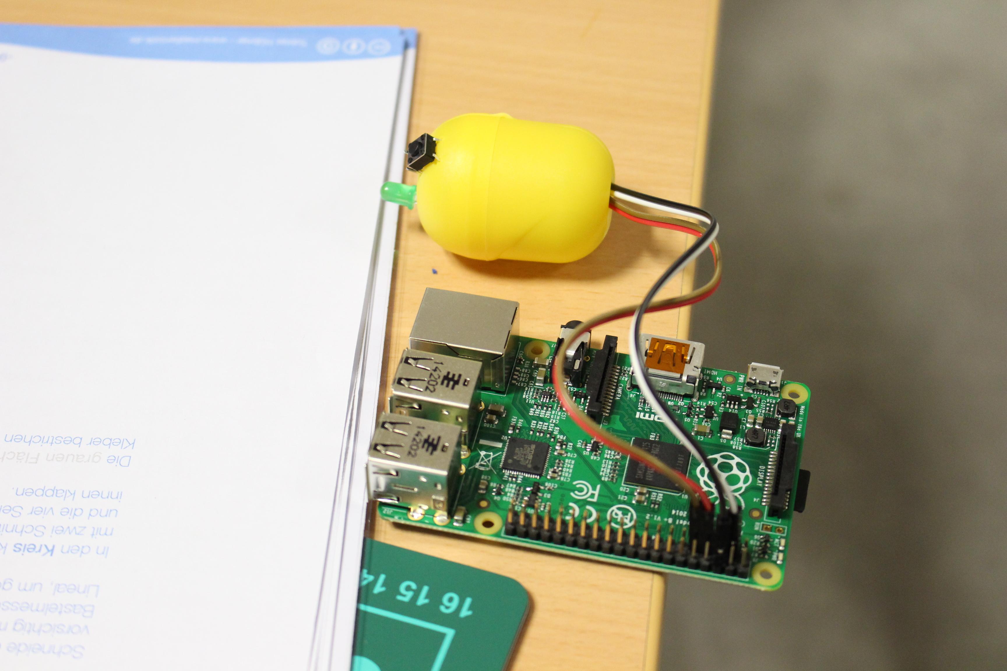 Programmieren lernen mit dem Raspberry Pi