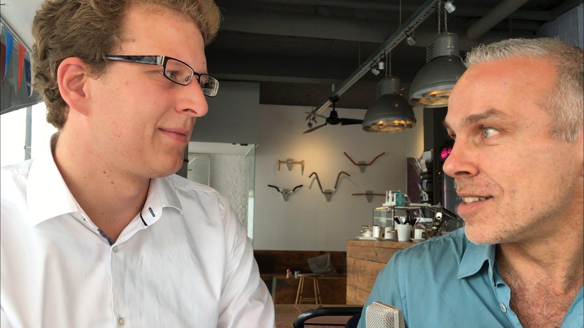André Spang im Interview zum Lehrerkongress 2016