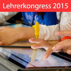 Lehrerkongress 2015 Landingpage