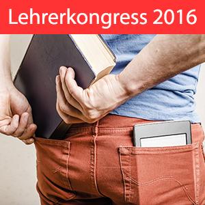 Lehrerkongress 2016 Landingpage
