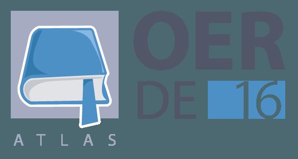 OER ATLAS 2016 – Offene Bildungsressourcen