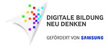 Digitale Bildung neu Denken - gefördert von SAMSUNG