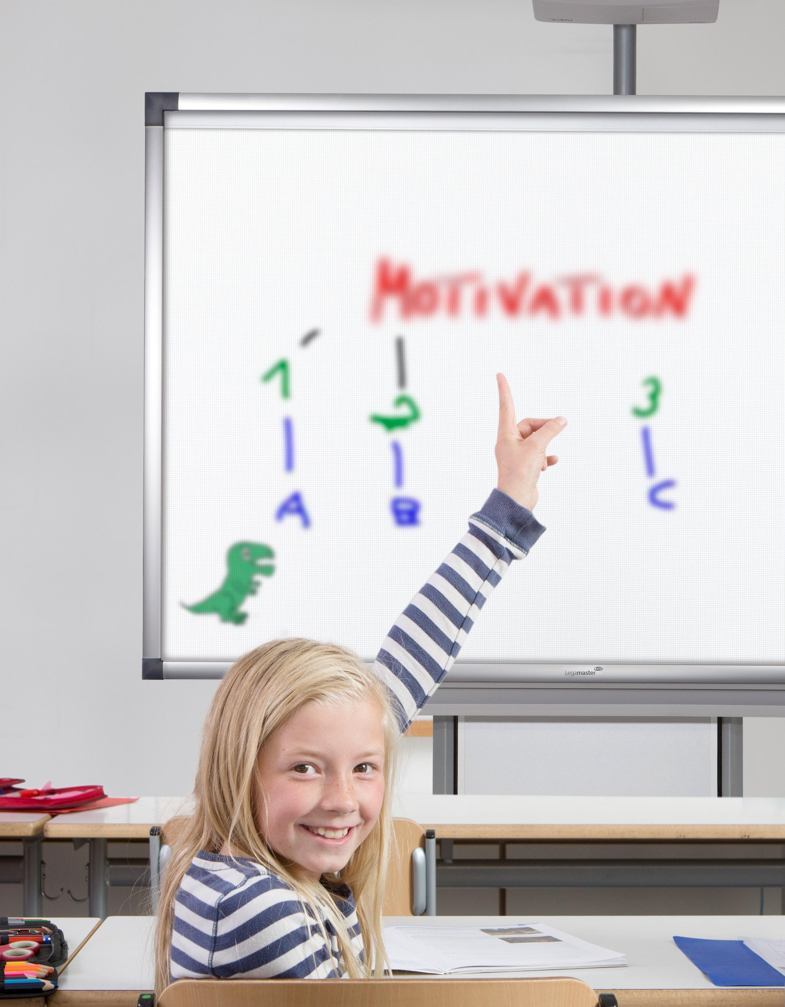 LEGAMASTER: Markenprodukte für die visuelle Kommunikation im Klassenraum