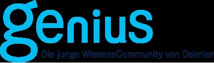 Genius junge WissensCommunity von Daimler