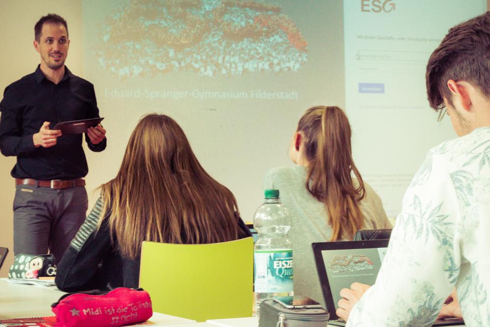 Schule365: der einfache Einsatz digitaler Medien im Unterricht ohne Administratoren-Kenntnisse