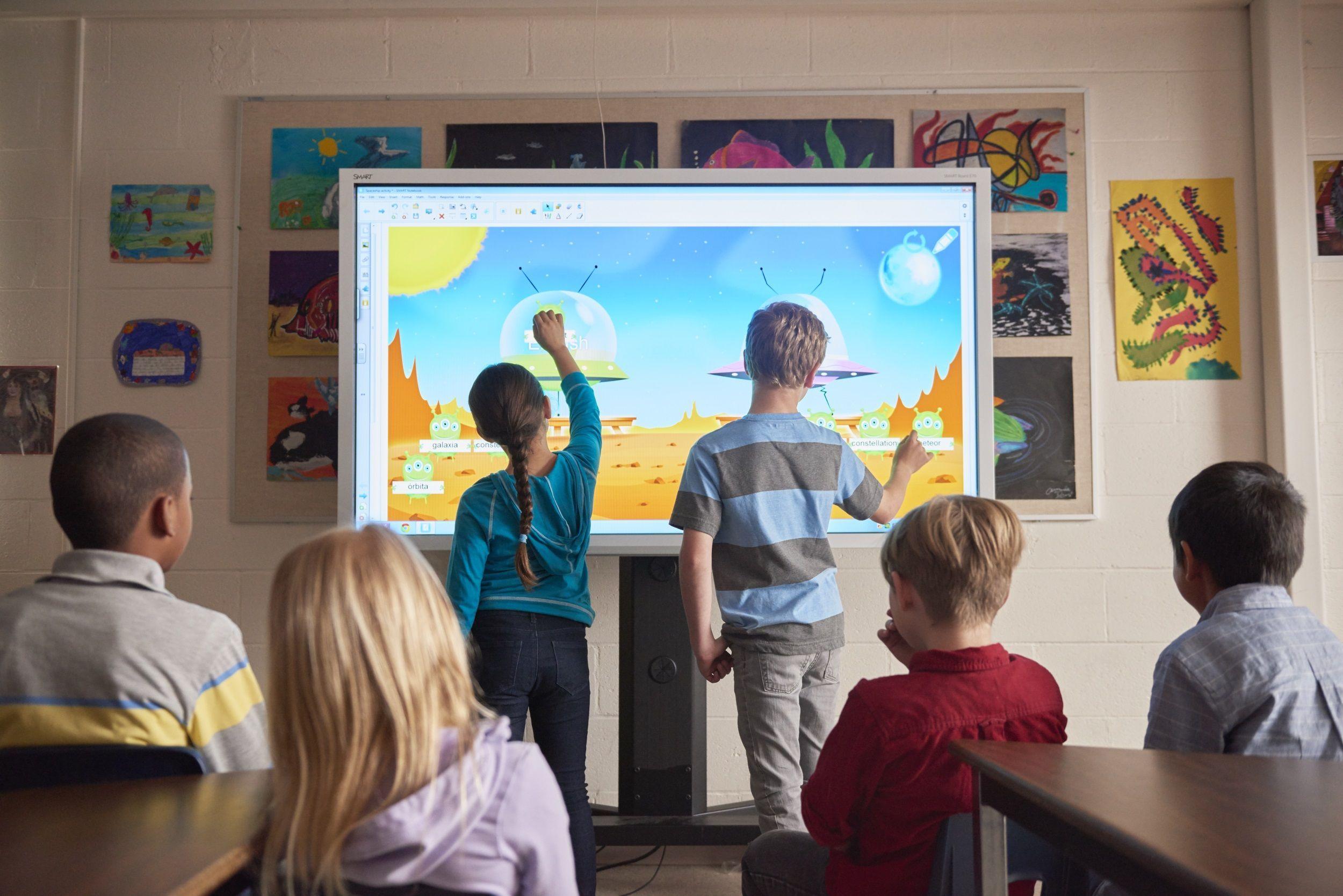 SMART Technologies: innovative SMART-Boards für interaktives Lernen