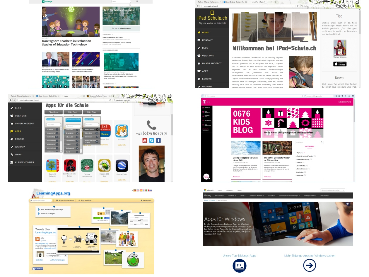 eduAppster – Zwischenbericht aus der Entwicklungswerkstatt