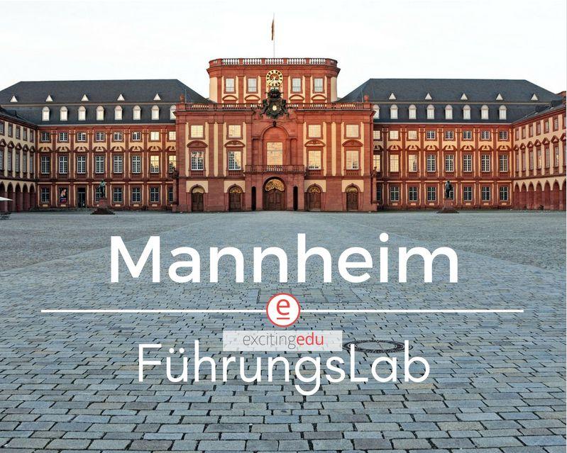 12.04. FührungsLab in Mannheim: Lehreraustausch über digitale Schule