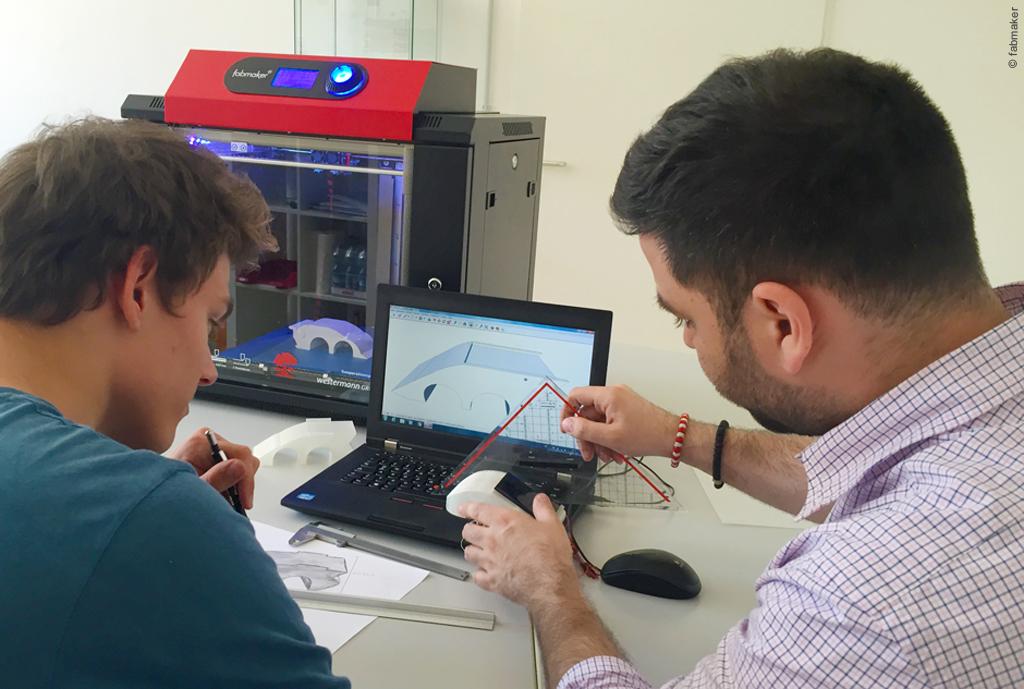 Digitale Bildung mit 3D-Druck – Die Zukunft der Arbeit