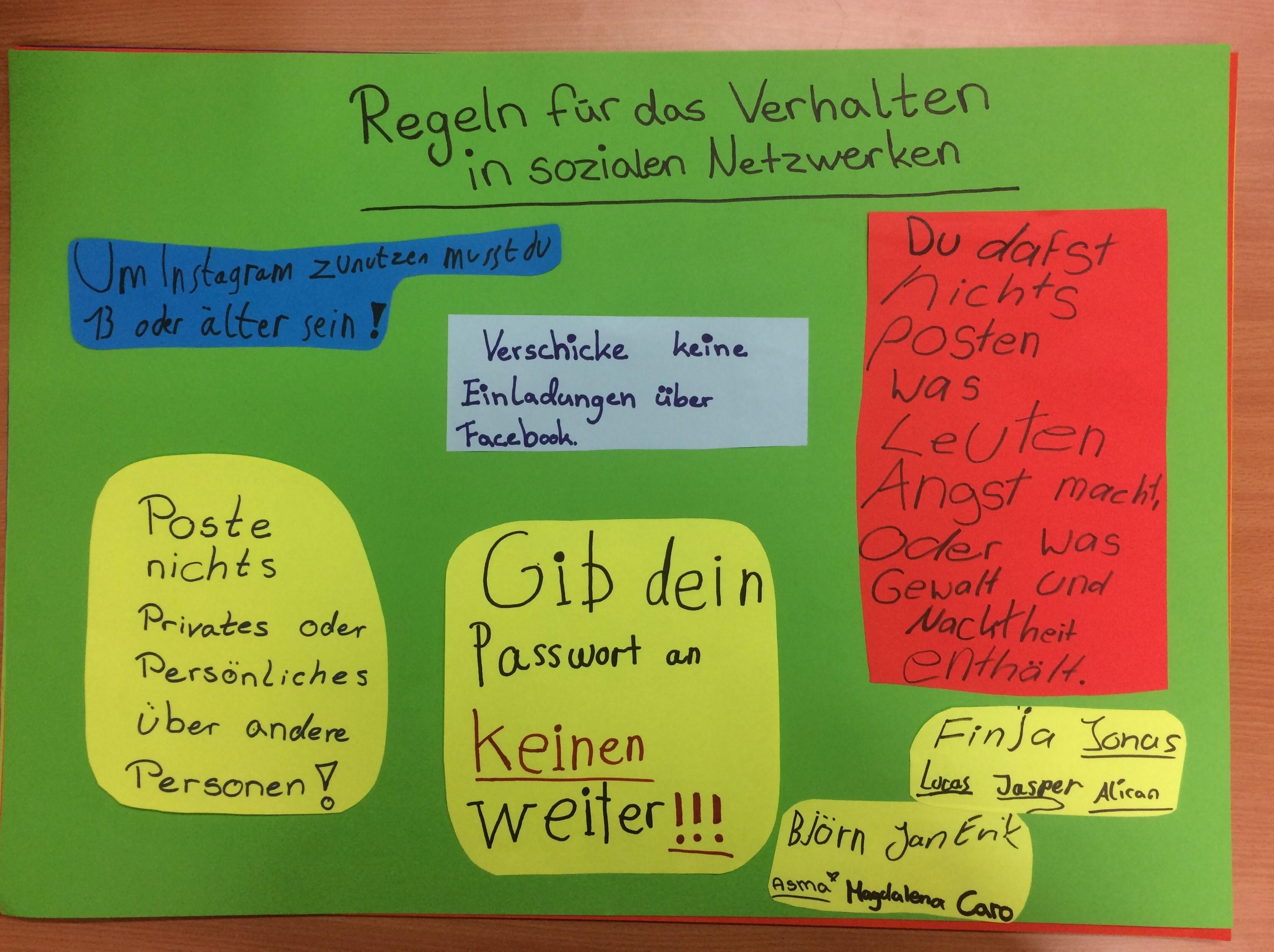 Digitale Bildung an einer Kreidezeit-Schule