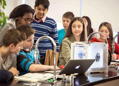Digitale Zukunftskompetenzen- Mit 3D-Druck intelligent und zeitgemäß lernen