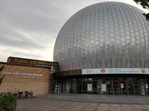 Lehrerkongress 2017 Planetarium