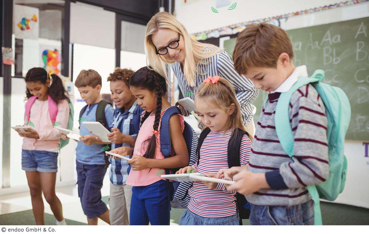 Digitale Bildung beginnt bei der (WLAN-)Infrastruktur