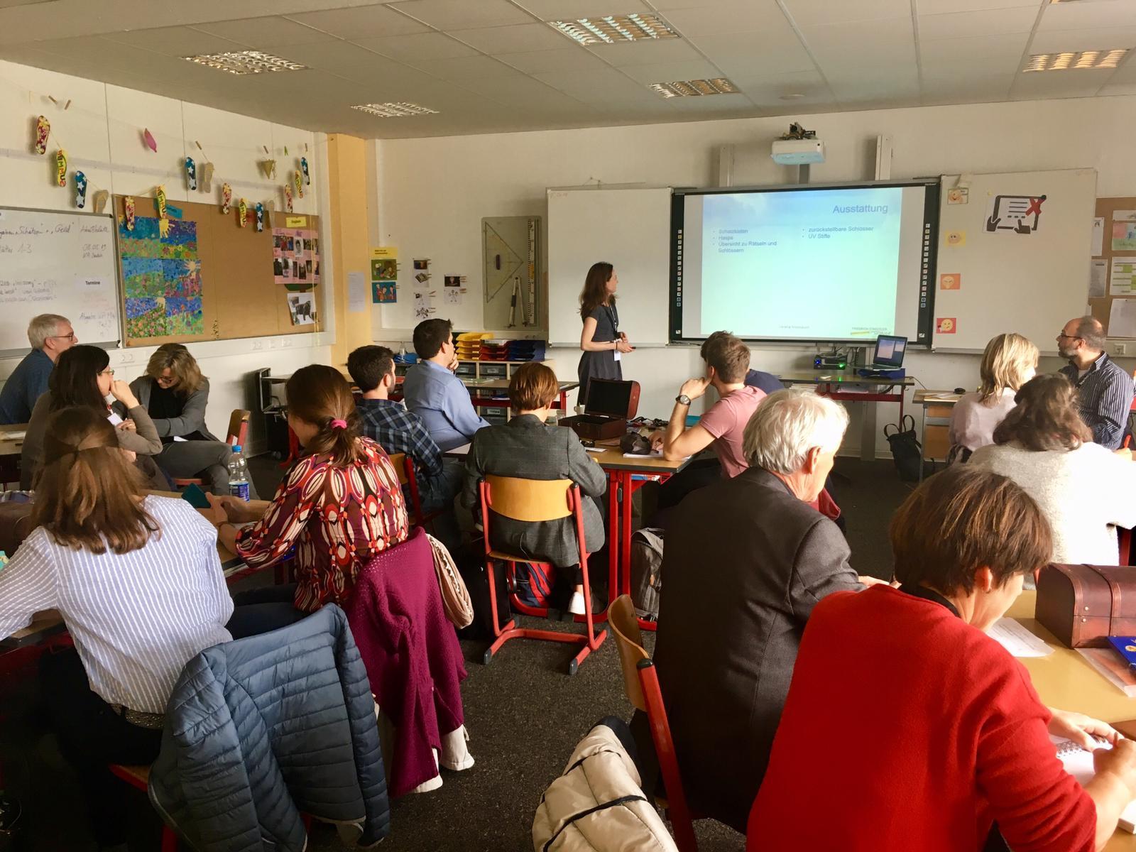 #excitingedu regional in Potsdam Babelsberg: Workshops und Impulse im Überblick