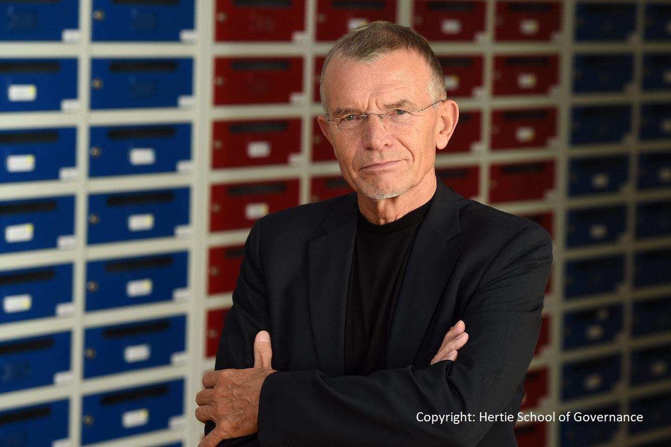 Chancen und Risiken der Digitalisierung: Bildungsexperte Prof. Dr. Klaus Hurrelmann hält Keynote auf dem #excitingedu Kongress 2019