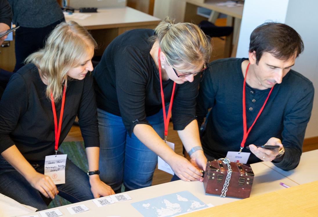 #excitingedu regional in Meiningen: Workshops und Impulse im Überblick