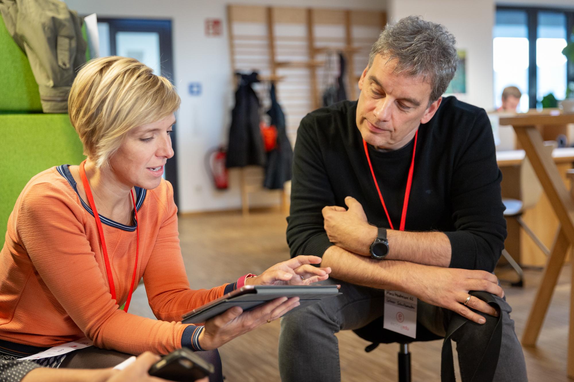 #excitingedu regional in Nürnberg: Workshops und Impulse im Überblick